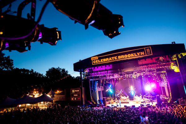 Where to hear outdoor music this summer in NYC