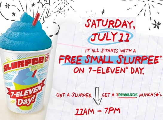 Saturday is Free Slurpee Day at 7-Eleven 3 (2)