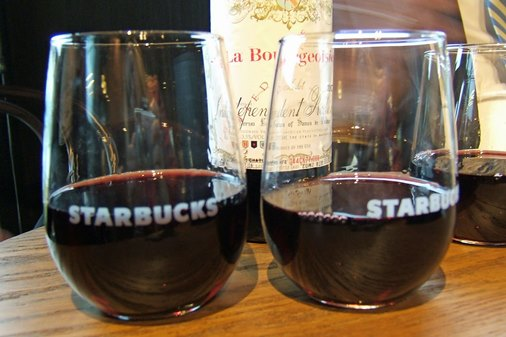 Starbucks Is Selling Beer And Wine At One Location In Brooklyn
