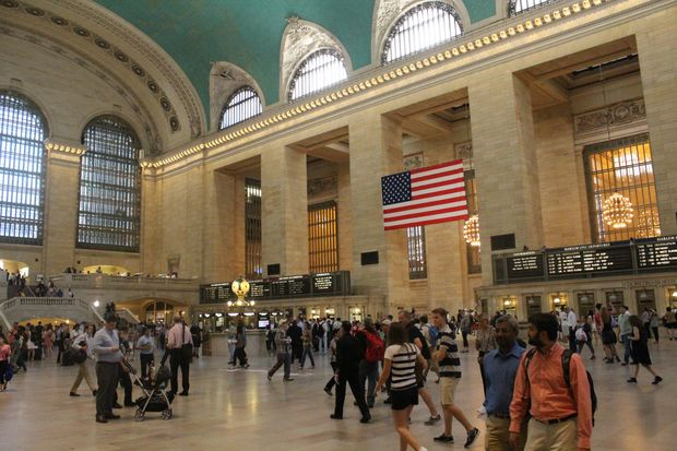 Free Yoga Classes Headed to Grand Central