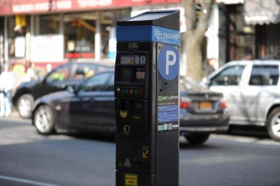 Drivers Will Be Able To Use Their Cell Phones To Pay At Parking Meters Across NYC