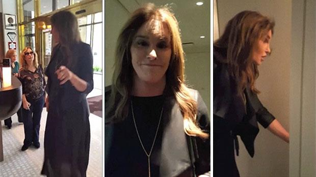 Caitlyn Jenner Has Taken Up Donald Trump's Offer To Use His Bathroom At Trump Tower!