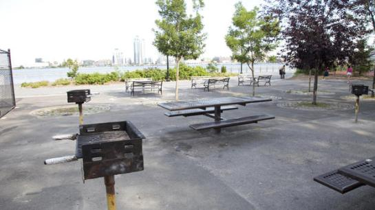 Here's a Map of Every Grilling Area in New York City's Parks