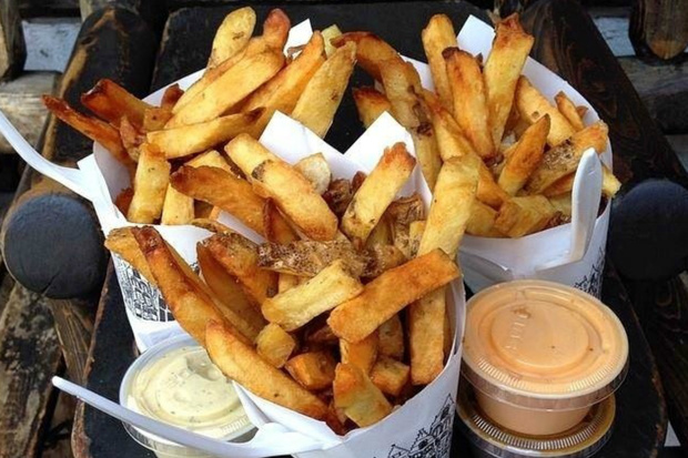 NYC Famous French Fry Specialist Pommes Frites Has Re-Opened 2