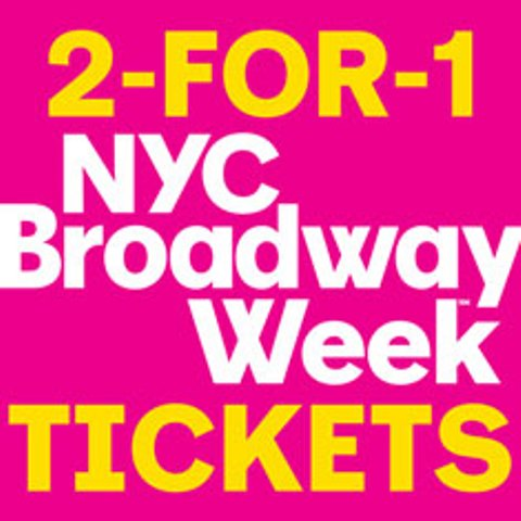 2-for-1 NYC Broadway Week Tickets Are On Sale Right Now