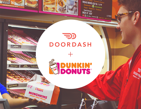 Dunkin' Donuts Is Making Free Deliveries At Selected Locations In NYC