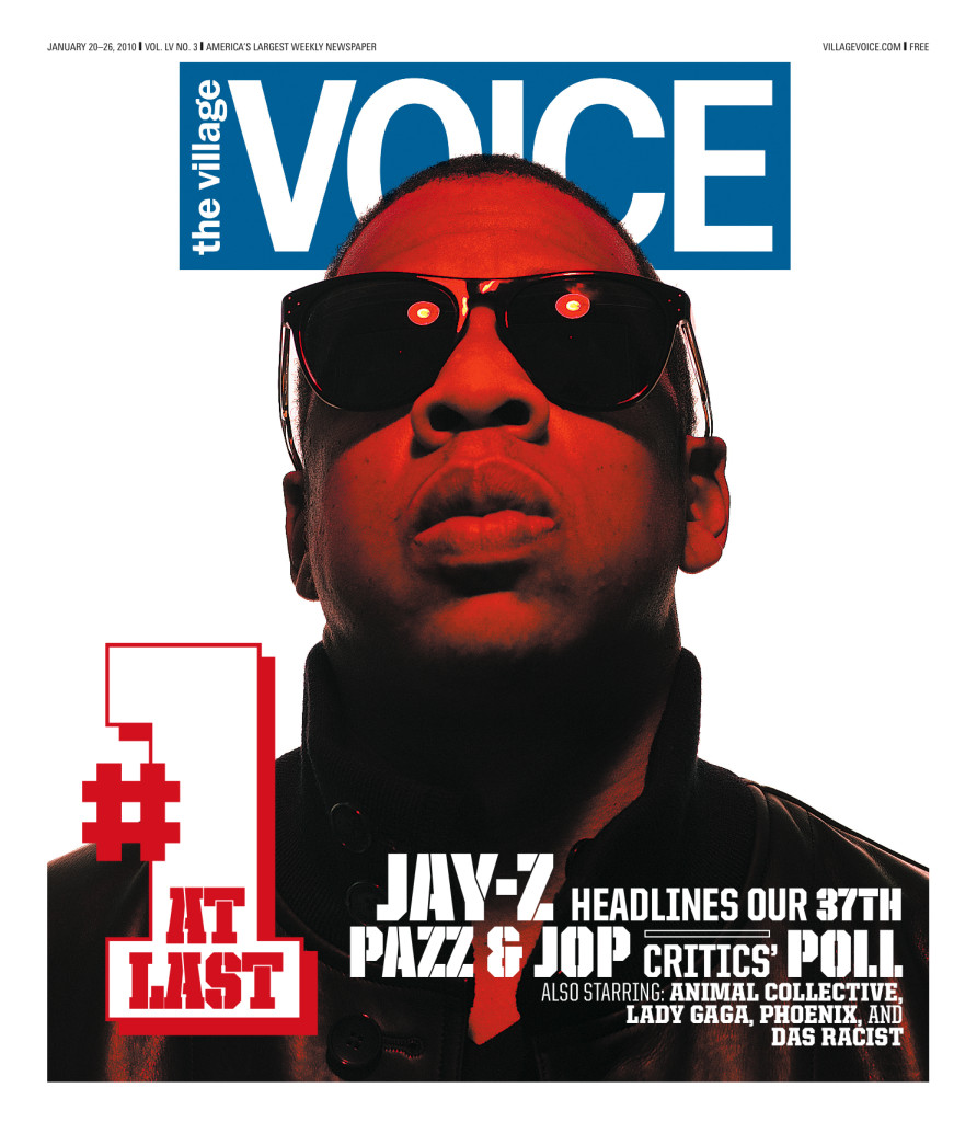 The Village Voice Will End It's Free, Weekly Print Edition This Year